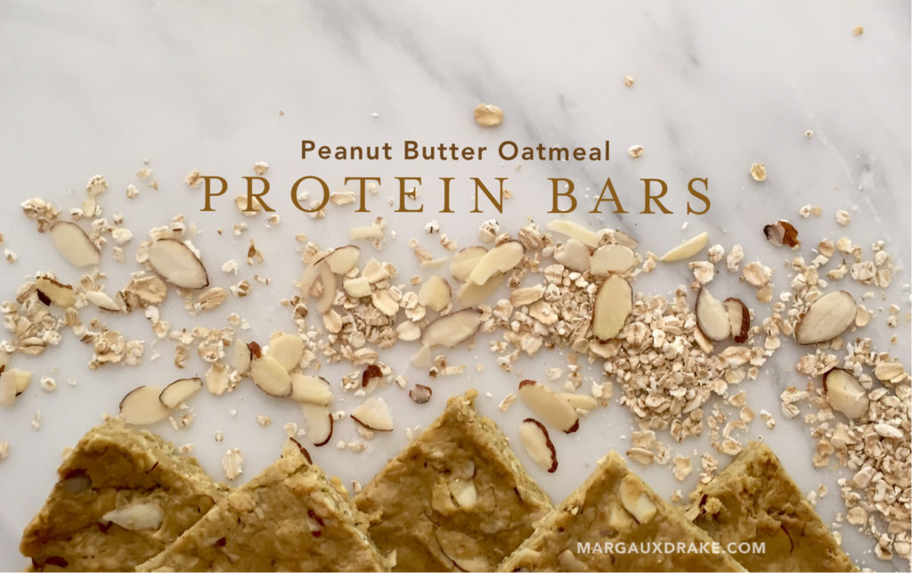 peanut-butter-oatmeal-protein-bars-margaux-drake